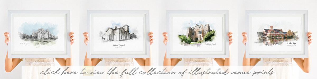 wedding venue collections