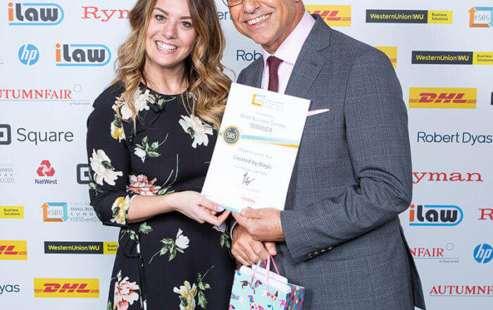 Theo Paphitis SBS Event 2020