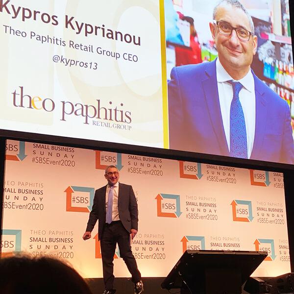 Kypros Kyprianou sbsevent2020