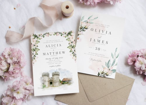 A Guide to Wedding Invitation Wording