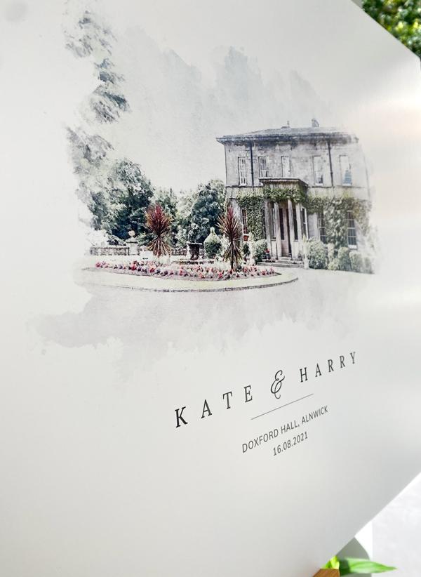 Pet Portraits, Wedding Stationery & Personalised Family Prints